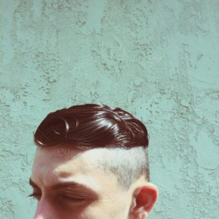 Robert Janitzek at All You Need To Know About The Undercut Hairstyle